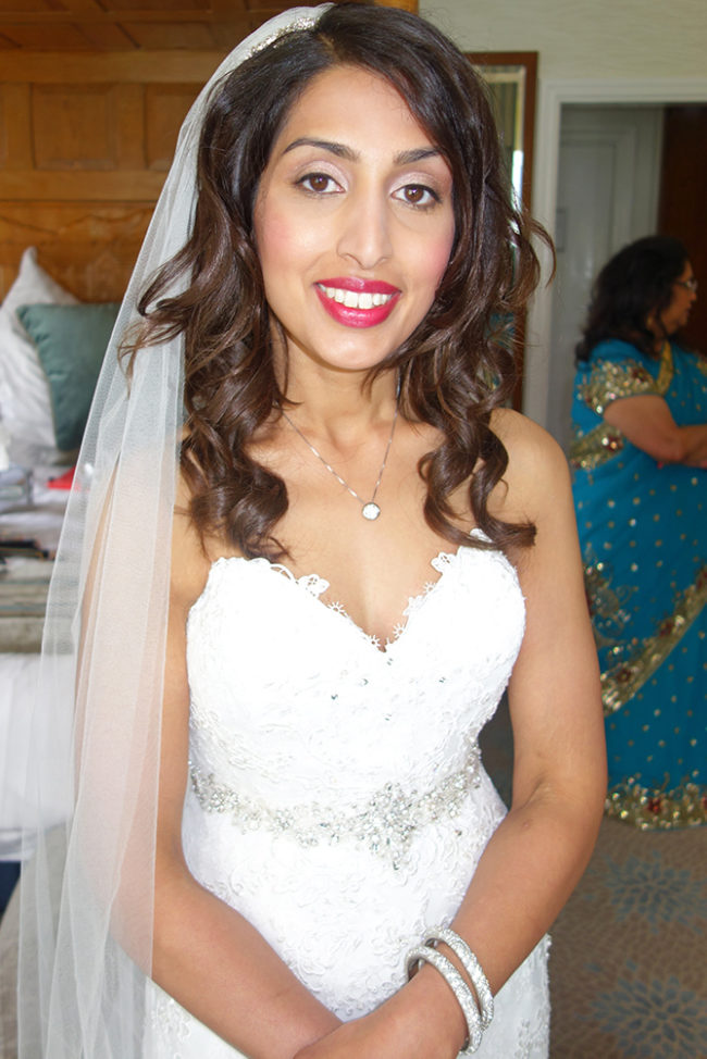 bridal makeup artist lake district
