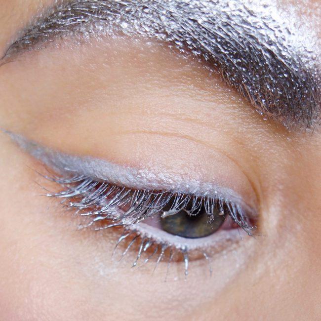 mehron silver pigment